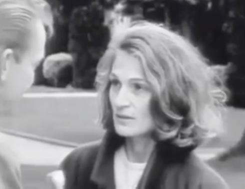 Pat Maginnis in vintage TV interview, c. 1963
